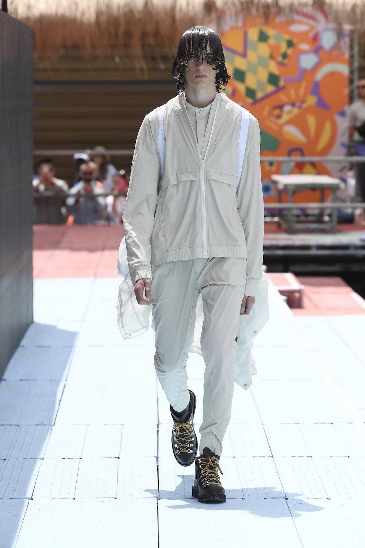 I go out fashion show Pitti Uomo Modepilot Herrenmode 2020