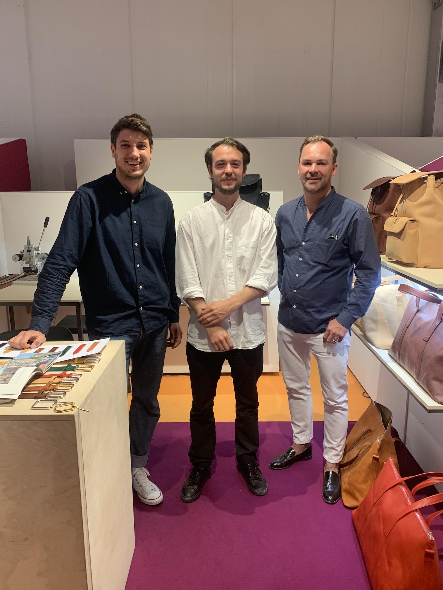 Malte Feucht Sebastian Haufellner Matthias Krauss Modepilot