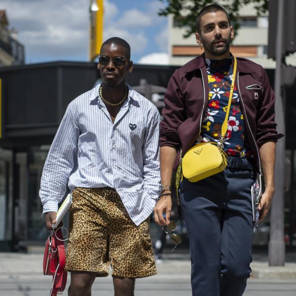 Herren Street Styles von den Schauen für 2020