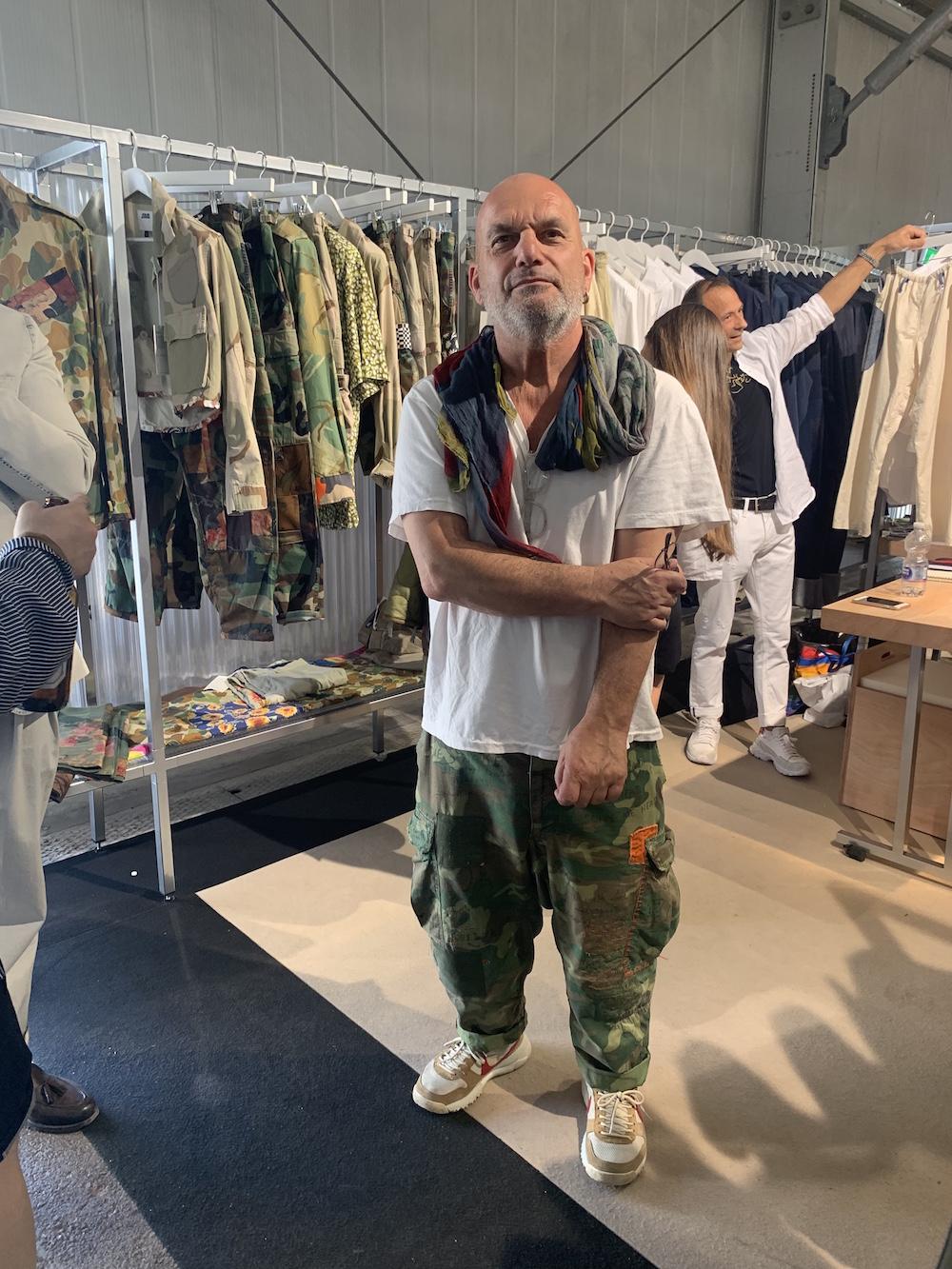 Maurizio Donadi Modepilot Atelier Repairs