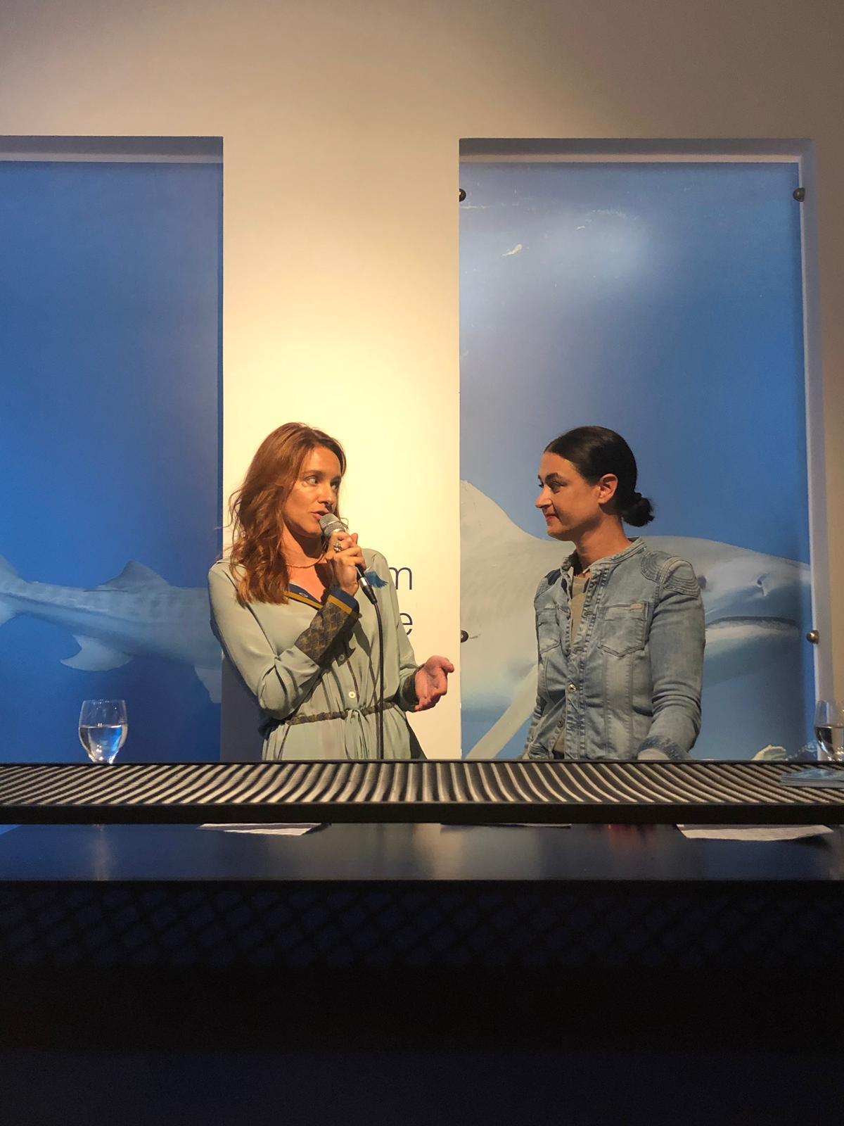 North Sails Sustainable fashion talk Munich Modepilot Kathrin Bierling