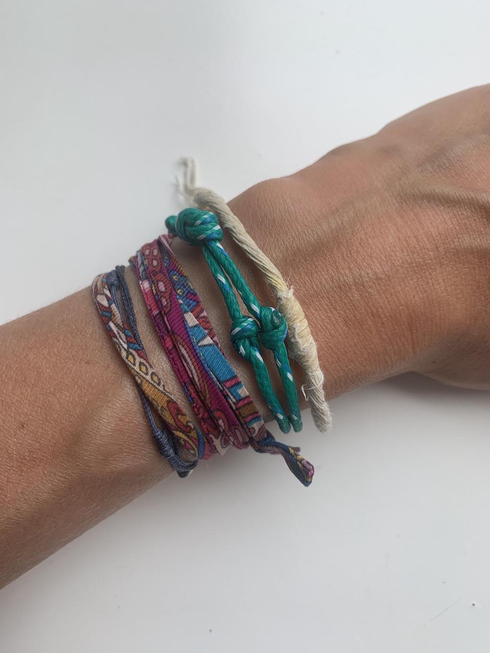 Modepilot Bracenet Armband Fischernetz Schmuck
