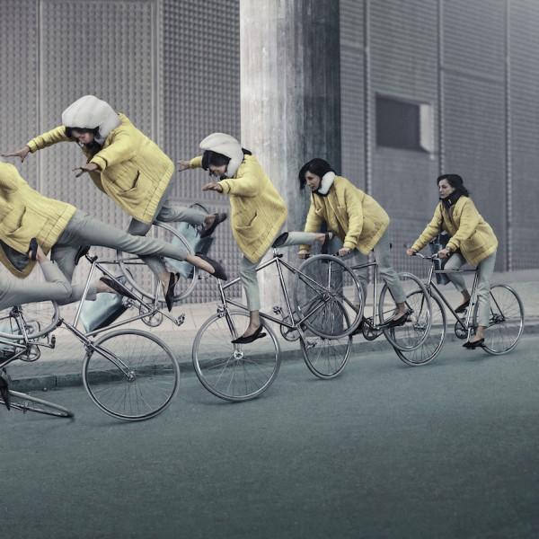 Schickere und sichere Fahrradhelme