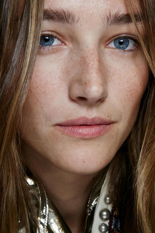 große Poren verfeinern