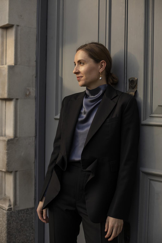 Modepilot Designer Portrait Hanna Fiedler Modedesignerin