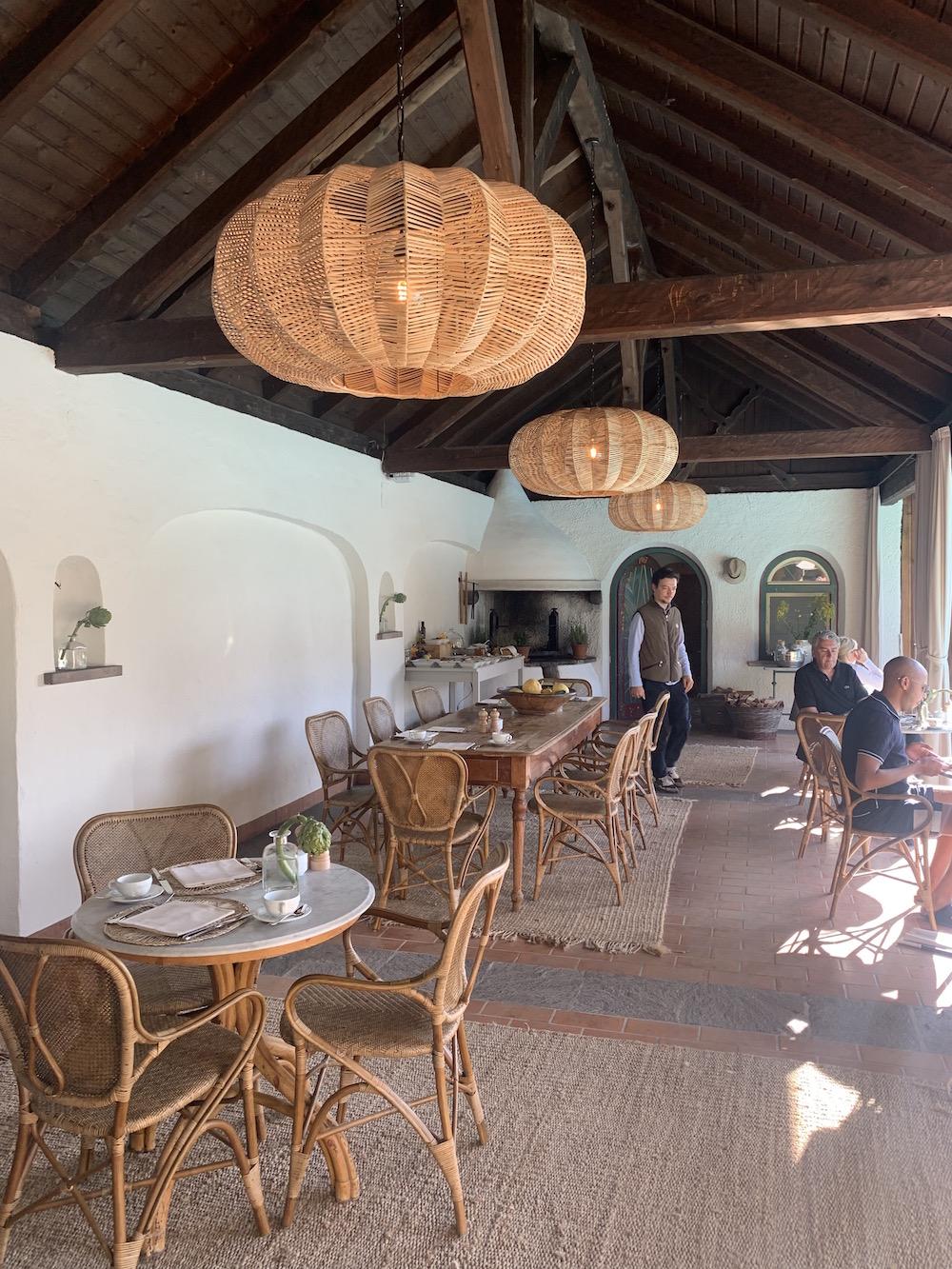 Frühstück in der Villa Arnica Modepilot South tyrol