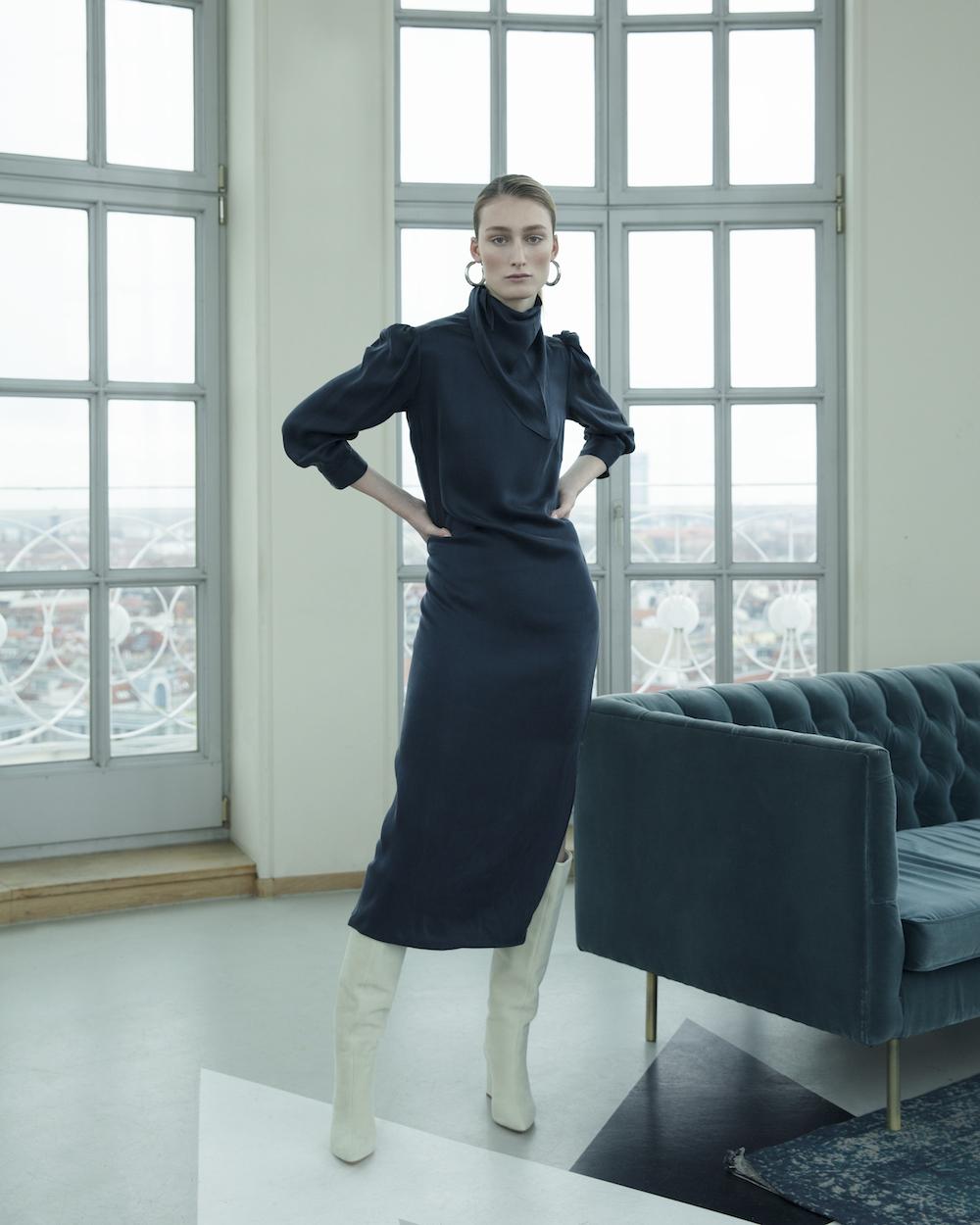 Julia Leifert Kleid Modepilot