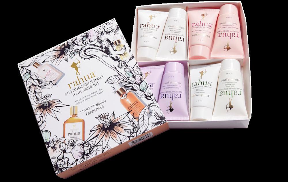 Modepilot Rahua Haarpflege Paket Box