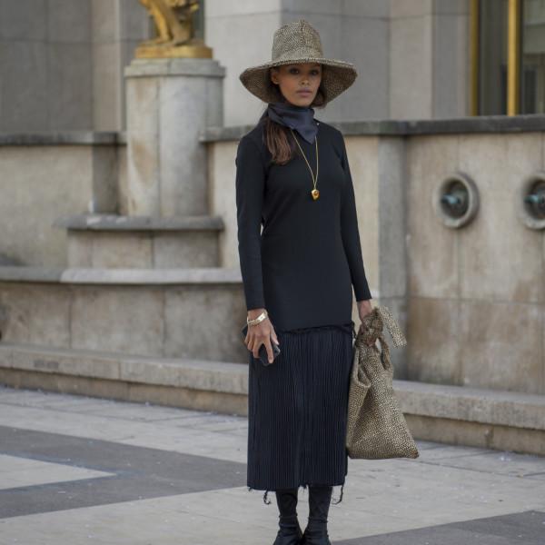 Schöne Street Styles aus Paris