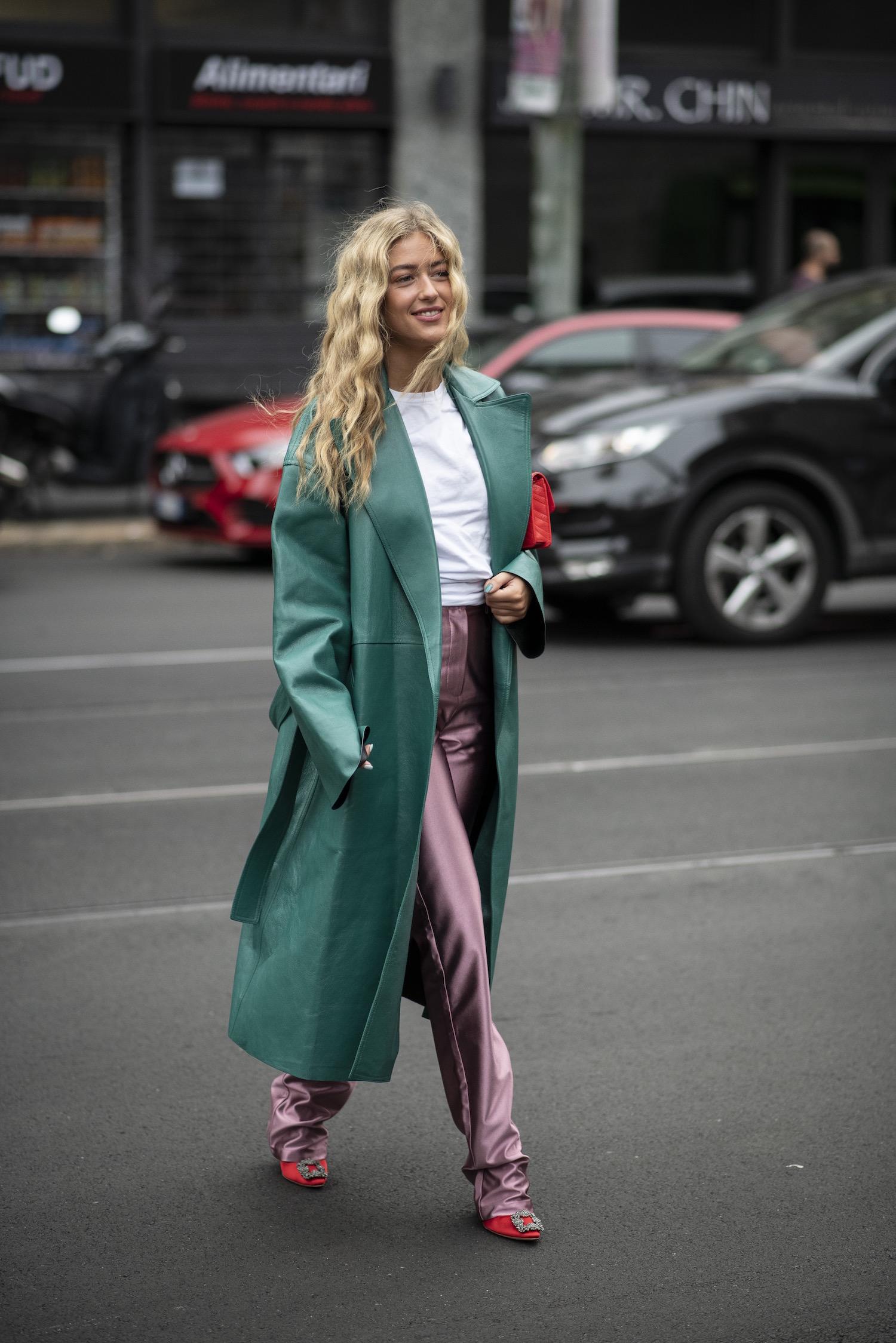 Extra lange Hosen Modepilot Trend 2020 Modetrend