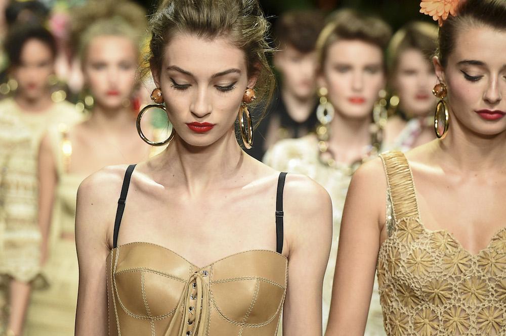 Dolce Gabbana Decollete-Pflege Modepilot