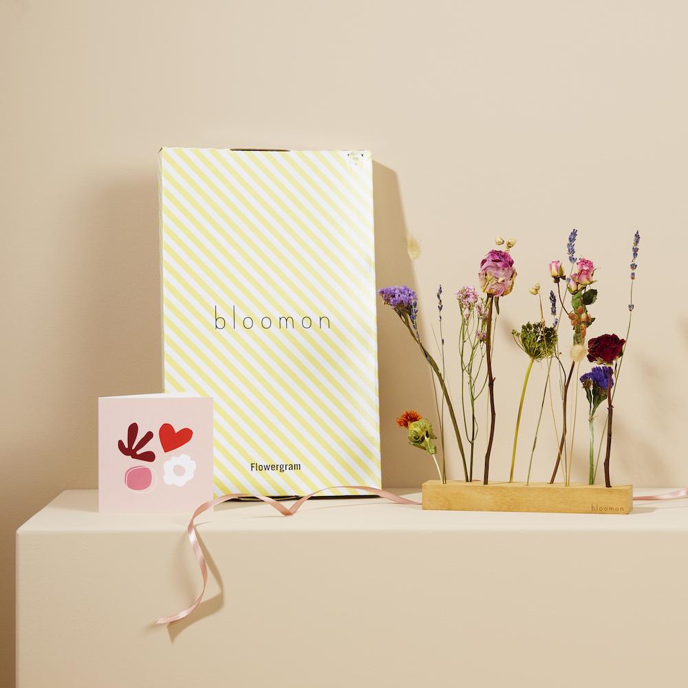 Bloomon Trockenblumen Gesteck Modepilot Muttertag