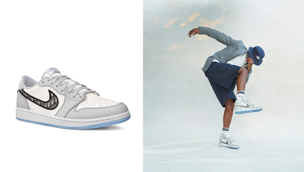 Air Jordan Dior Modepilot