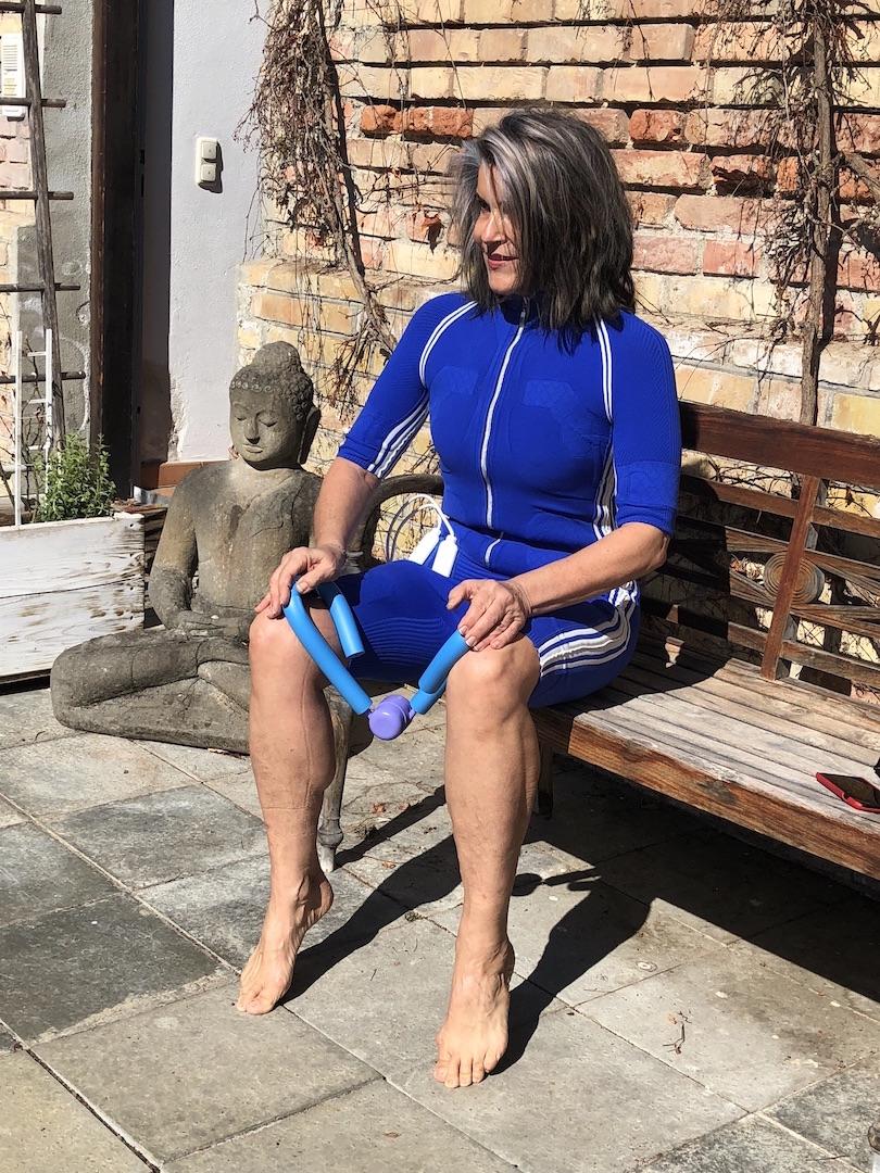 Margit Rüdiger Modepilot EMS für Zuhause