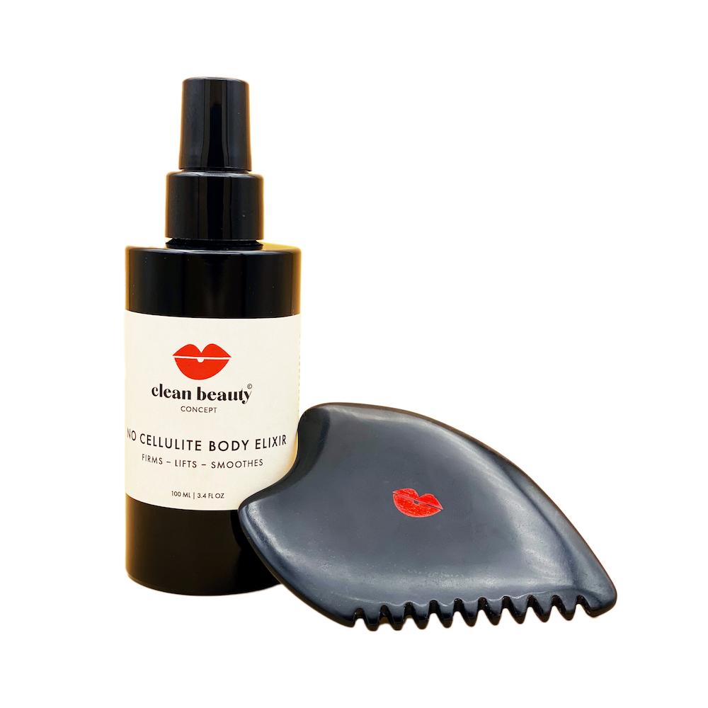 Modepilot Cellulite Öl Clean Beauty Concept Schwangerschaft