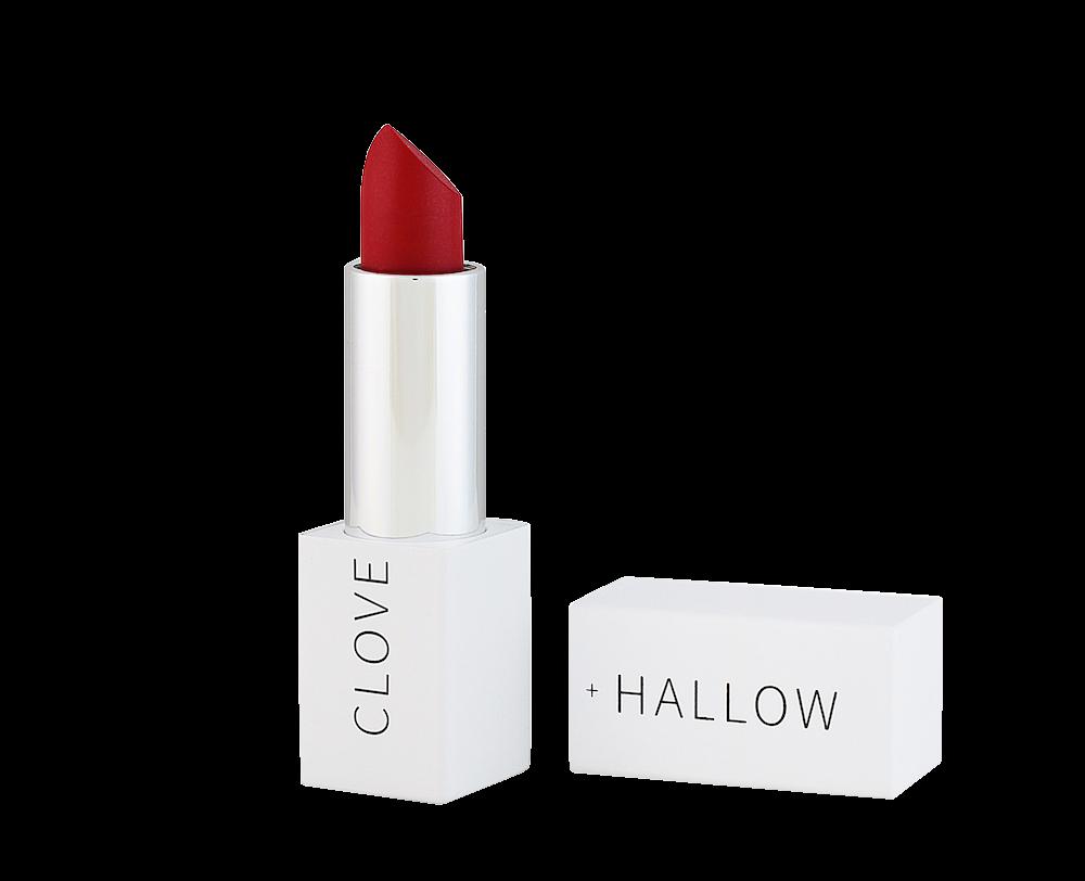 Clove Hallow Fiesta Lippenstift Rot