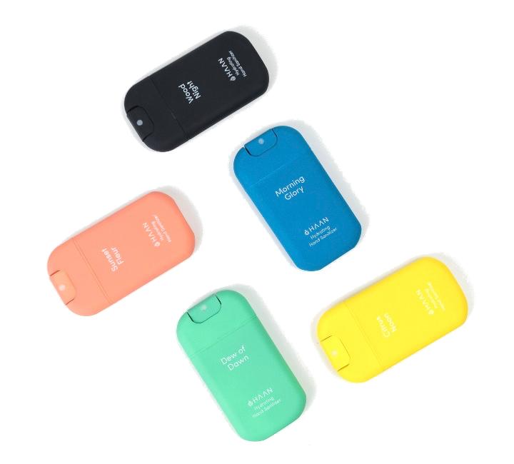 Haan Sanitizer Modepilot Hand Desinfektionsmittel Handreiniger schön gut Modepilot