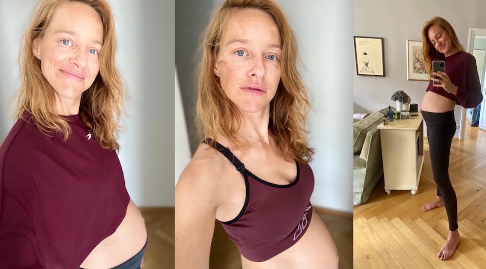 Reebok Sport Outfit Modepilot Maternity