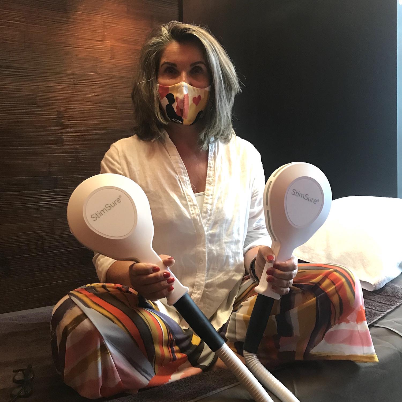 Margit Rüdiger Bauchmuskel-Gerät Test Modepilot