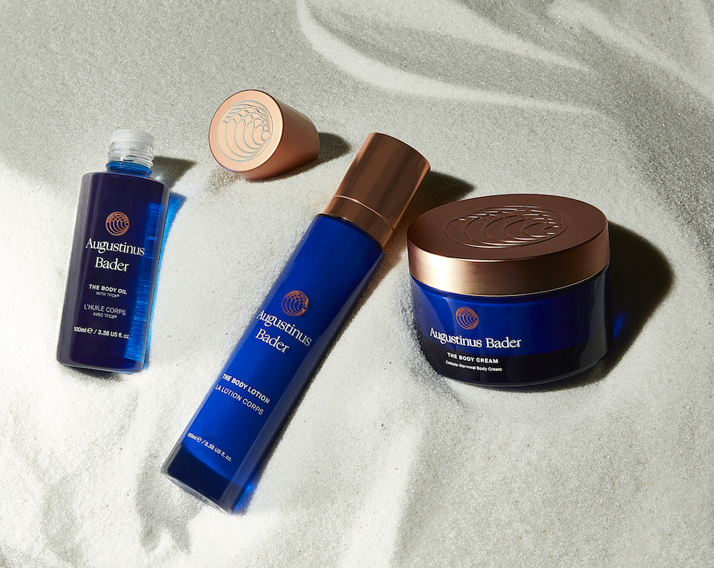 Modepilot Augustinus Bader Body Products