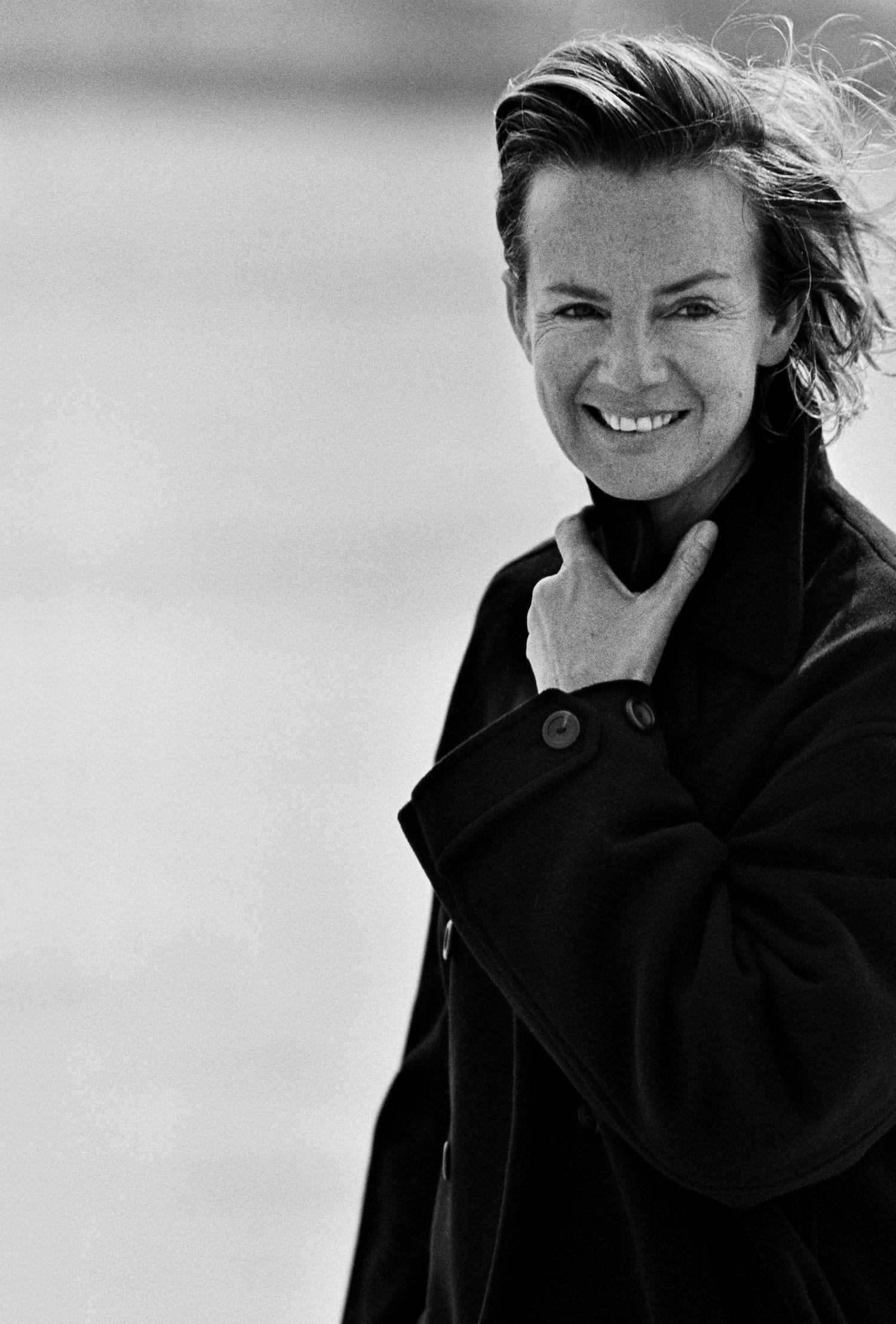 Jil Sander by Peter Lindbergh Modepilot Interview