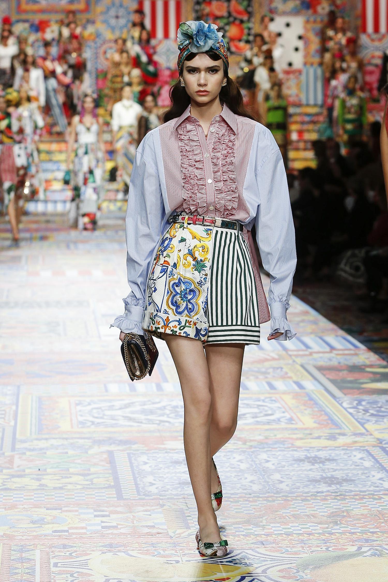 Dolce Gabbana 2021 Modepilot
