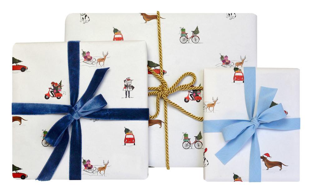 Modepilot Kera Till Geschenkpapier