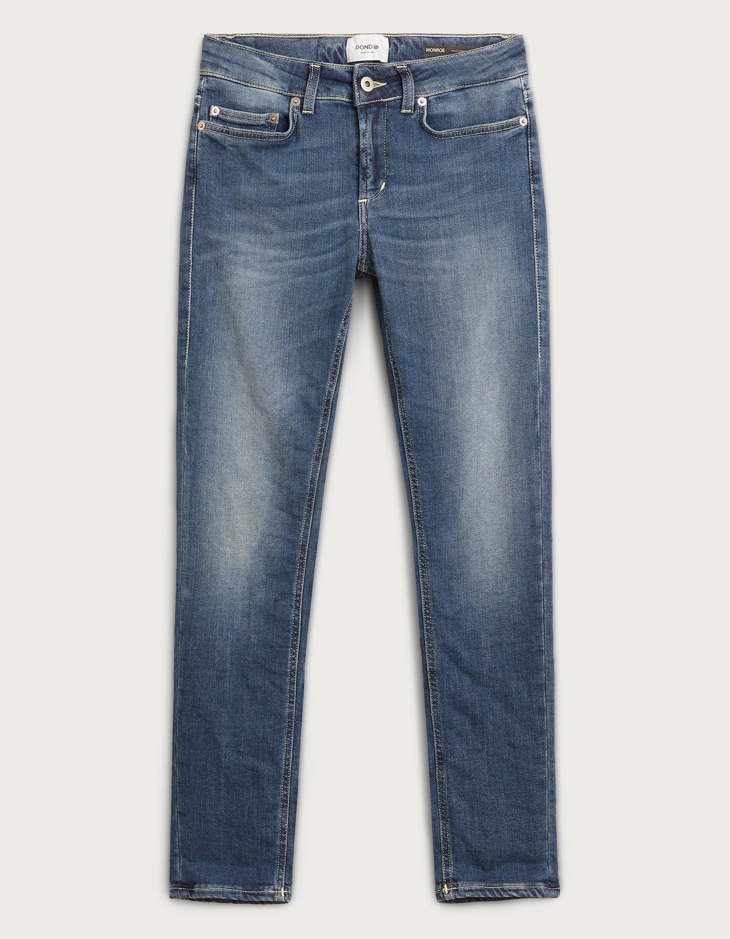 Dondup Monroe Modepilot Jeans Skinny