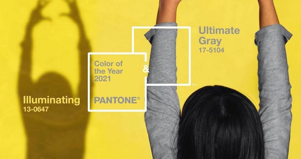 Pantone Farbe des Jahres 2021 Modepilot