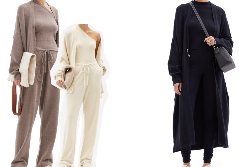 Extreme Cashmere Looks Modepilot Matches Fashion