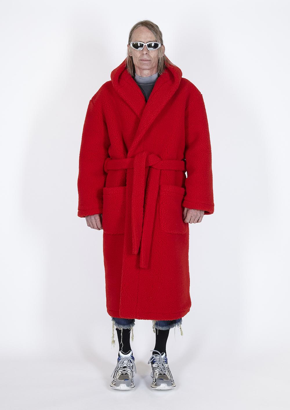 Balenciaga Mantel Sommer 2021 Modepilot