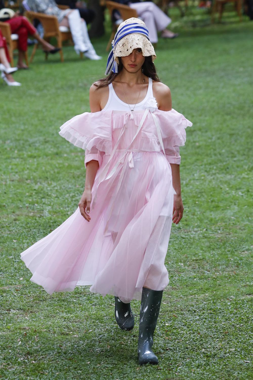 Unterhemd Kleid Kombination