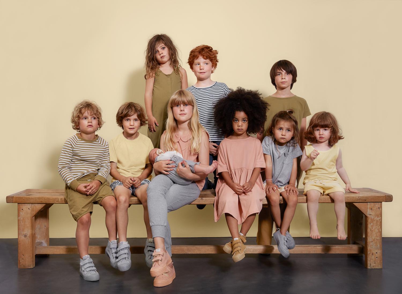 Babymode Modepilot Gray Label Amsterdam
