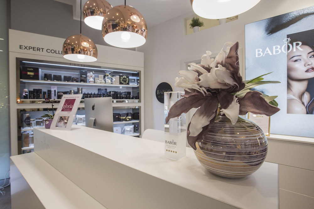Andrea Fabry Kosmetiksalon Düsseldorf