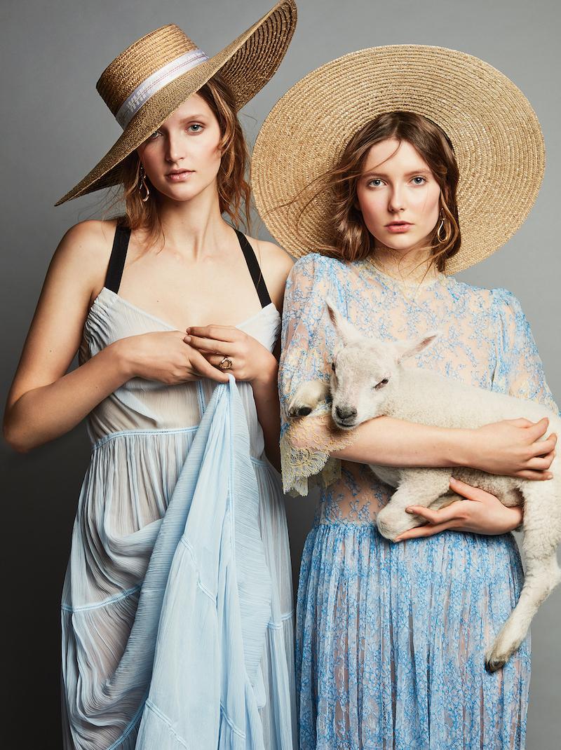 Modeproduktion Theresa Pichler Romance InStyle