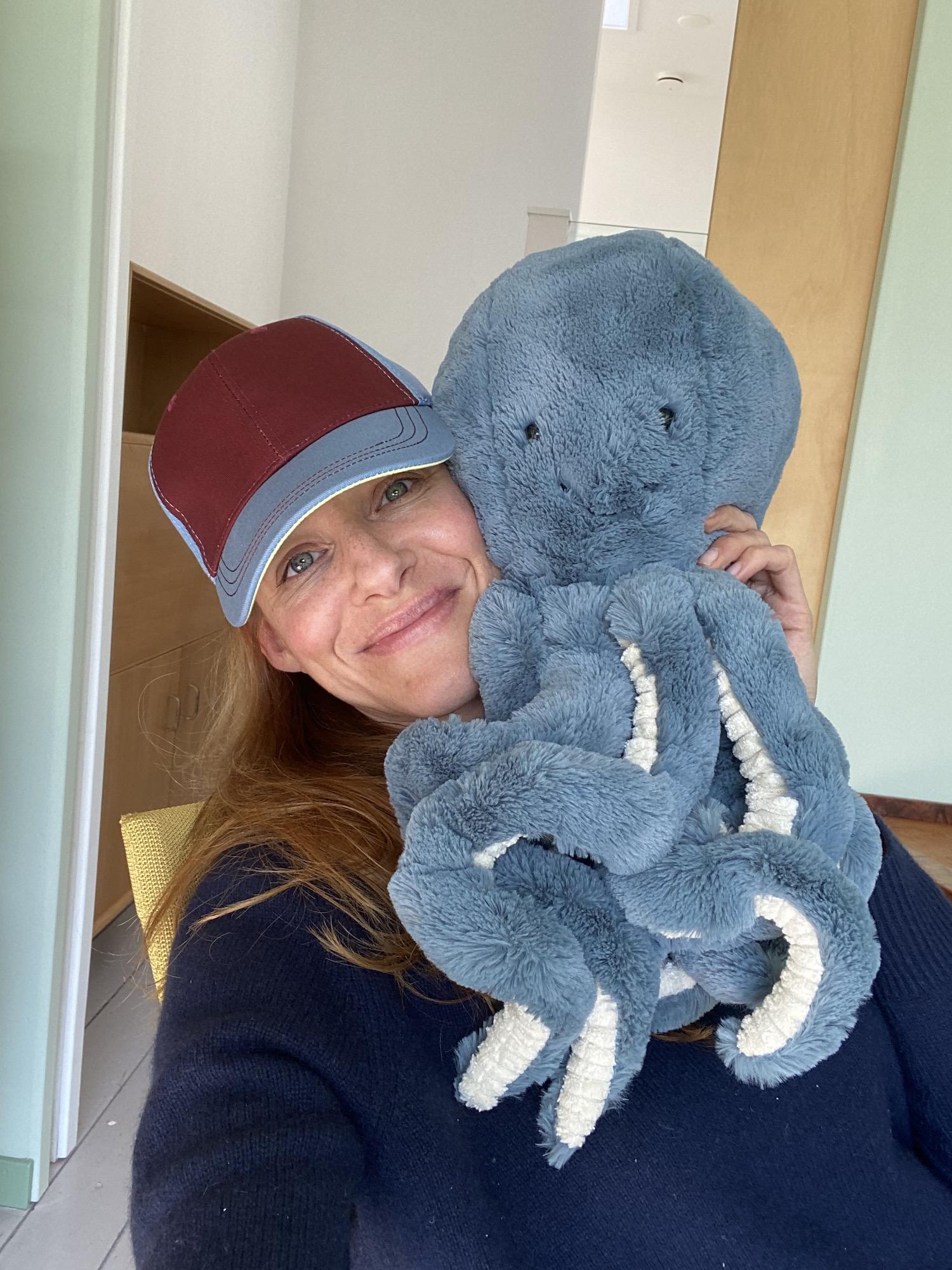 Kathrin Bierling Oktopus Yu Me Caps