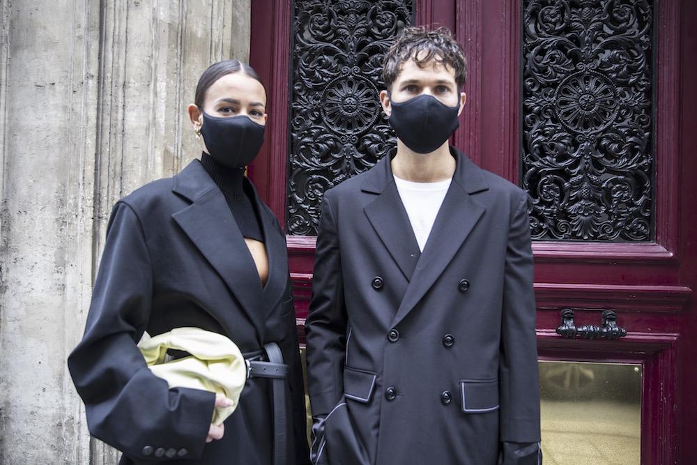 Gauchère Street Style Croissant Bag Modepilot