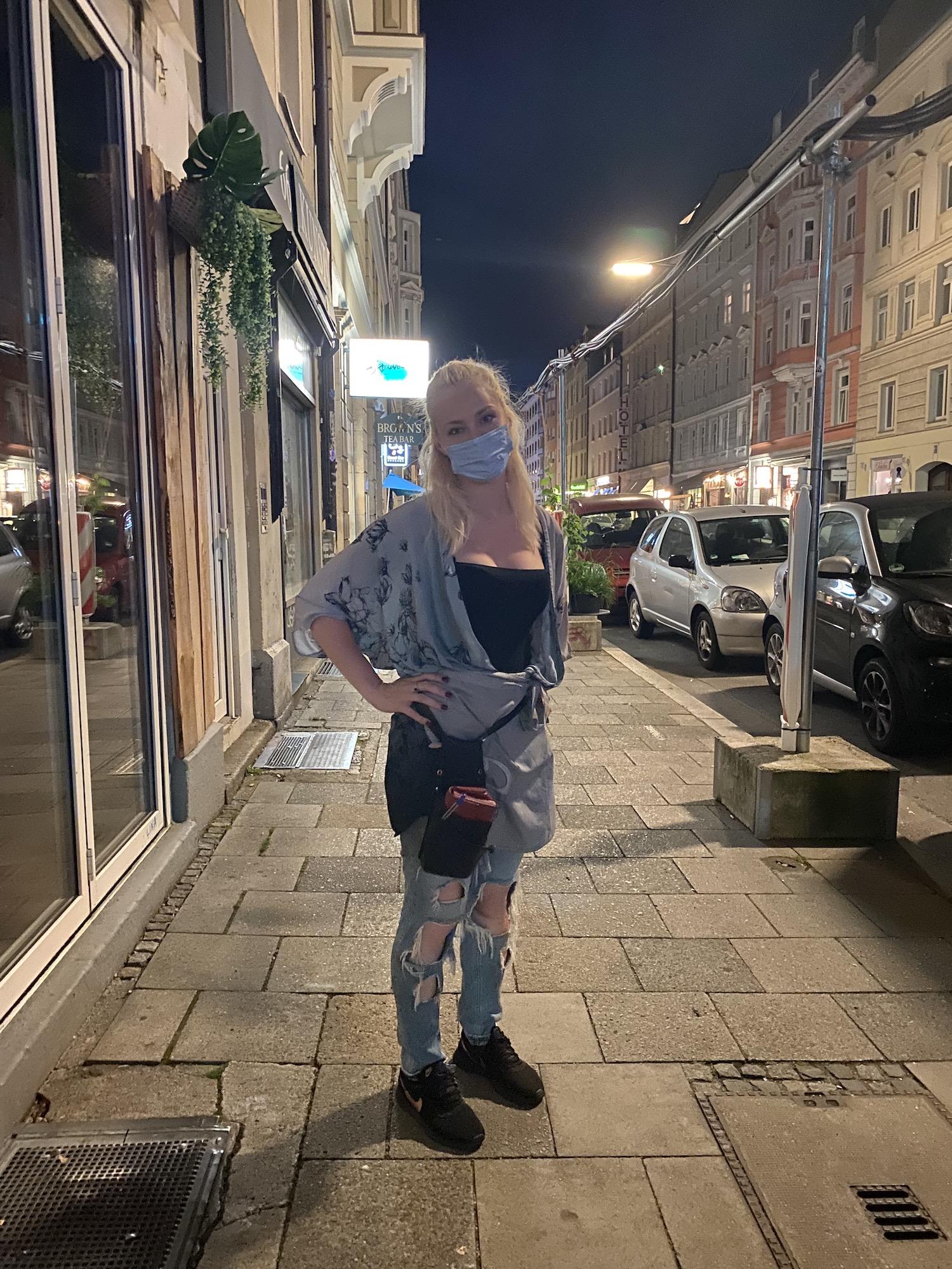 Sara van München Modepilot
