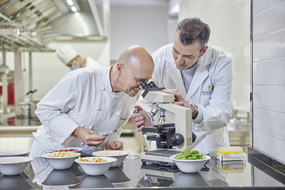 Copia di Chef Heinz Beck _ Dr. David Della Morte_Photography by Tyson Sadlo @ Herd Represented