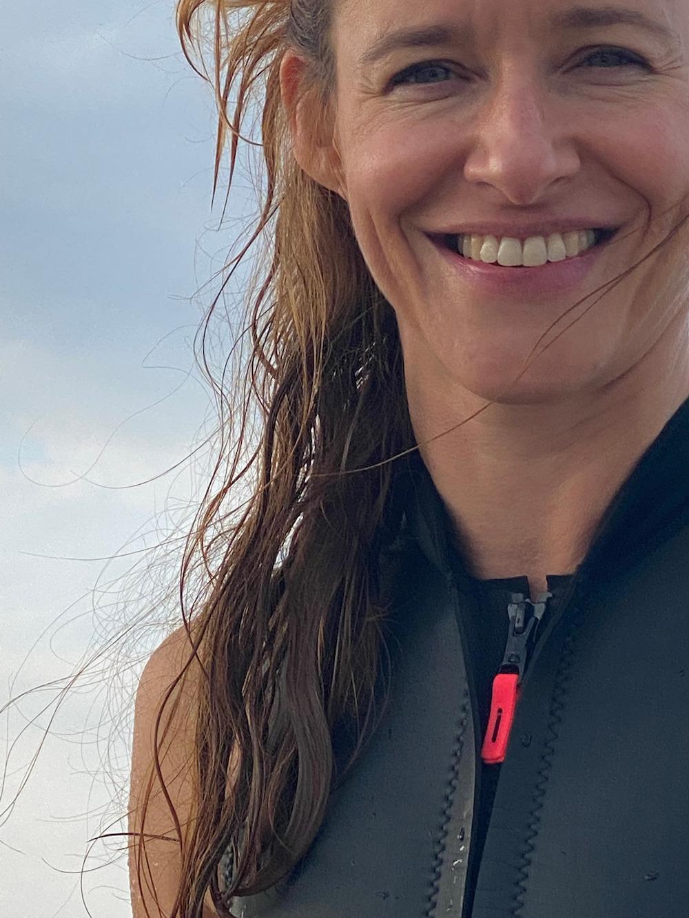 Kintana Wet Suit Modepilot Kathrin Bierling